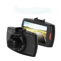 """G30 HD 1080p Car Night Vision 2.4 """"Cores completas DVR Dash Camera Driving Recorder Registrador de veículos Automóvel"""