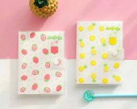 2020 New Fashion Fruit House Series Avocado Cover Planner Notebook Diary Book Exercise Bullet Journal Notepad Gift Stationery