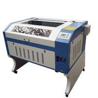 Grabador láser 6090 100W RUIDA RDC6442S DSP Control CW3000 Agua enfriador de agua 220V / 110V CO2 Grabado láser