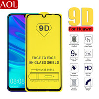 9D Full Cover Tempered glass For Huawei Mate 30 20 P30 P20 L...