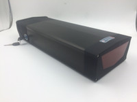 USB Port Rücklicht Lithium Batterie 48V 20Ah für 1000W elektrisches Fahrrad gebaut in 2500mAh Zelle mit 30A BMS KOSTENLOSER VERSAND