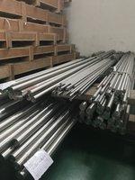 di alta qualità GR1 GR2 GR3 GR5 alta precisione rettifica barre di titanio / barre di grado 23 titanio bar astm b348