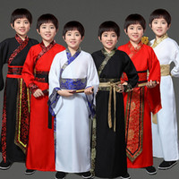Traditional Chinese Dance Costume Boy' s Costume Childre...