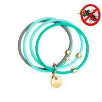 Mosquito Repellent bracelets Multilayers Silicone Summer Ins...