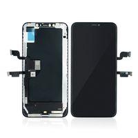 iPhone X Xs XR Ekran Ekran Sayısallaştırıcı Meclisi 3D Dokunmatik Face ID DHL Nakliye için OLED Kalite LCD