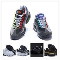 أفضل مصمم 9 أو جي مينز تشغيل الأحذية 5s air Gold Breed الجمنازيوم الليزري الأحمر Fuchsia التدرج maxes White Blue Classic Black Men Sports Sneaker WA03