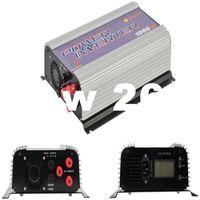 Freeshipping 1000 W LCD Rüzgar Türbini Izgara Kravat Invertör Saf Sinüs Izgara Invertör 3 Faz AC Rüzgar Türbini için 22-60 / 45-90 V Damp ...