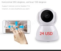 1080P Mini Wi-Fi IP-камера автоматического слежения Nightvision двухсторонняя аудио детектор движения телеметрией камеры монитор младенца
