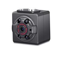 1PC الأسود سيارة ميني DV كاميرا 1080P كامل HD سيارة DVD