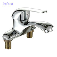 Dofaso bathroom Faucets Mixer cold and hot sink bath tap and...