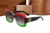 082fb6d5db5 Compre 0083 Popular Óculos De Sol Das Mulheres De Luxo Designer De ...