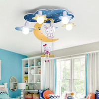 Modern Tavan Lambaları Fikstür Yuvarlak Yatak Led Odası Işık Nordic Çocuk Tavan Lambaları Sıcak Anaokulu Bahçesi Ev Aydınlatma led