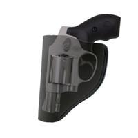 전술상 오른손 가죽 IWB 권총 집은 대부분의 J 프레임에 적합합니다 .38 특별
