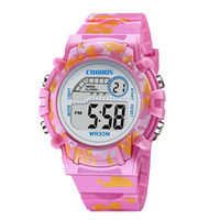 COOBOS Kids Digital Watch For Children Girls Boys Waterproof...