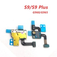 Original For Samsung Galaxy S9 S9+ Plus New Sensor Light Proximity Flex Cable Replacement Parts G960 G960F G965 G965F