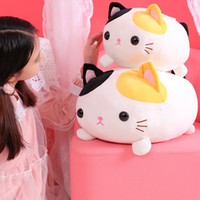 35cm 45cm Cute New Cat Toy Stuffed Soft Down Cotton Cat Plus...