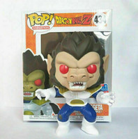 2019 Pop Dragon Ball Z GREAT APE VEGETA NYCC Limited Edition...