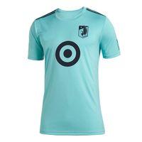 MLS Minnesota United 2019 Parley Jersey 2019 2020 Parley MLS Minnesota United FC Футбол Джерси Женщины 19 20 MLS Parley Jerseys S-4XL