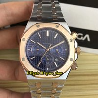 7 Style New 41mm Date 26320BABlue Dial Automatic Mens Watch ...