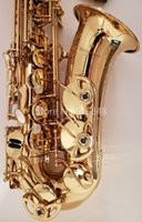 YANAGISAWA A-990U Sassofono contralto Ottone dorato Lacca E Strumenti musicali piatti Eb Tune Sax con bocchino Custodia in nylon