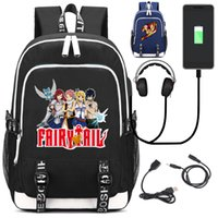 FAIRY TAIL Backpack Bangtan Boys School Shoulder Bag Jimin J...