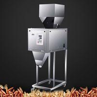 50-5000G Grande machine de remplissage automatique pour graines de grain de farine Vis de thé à soupe de café Cat Food Packaging Machine