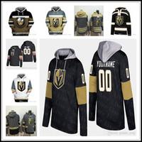 2020 Männer Vegas Golden Knights Hoodies Hockey 29 Marc-Andre Fleury 61 Mark Stone William Karlsson Erik Haula Ryan Reaves Alle genähtes Trikots