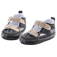 good quality Baby shoes Infant Kids boys Soft Sole Crib Todd...