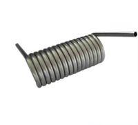 Gr2 Titanium Coil Tube Цена спиральная трубка для химического оборудования дешевая цена бесшовная промышленная трубная катушка gr2