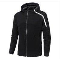 Forro polar sudaderas Hombres Mujeres chaqueta con capucha, sudaderas con capucha otoño invierno Escudo Negro Tamaño L-4XL Diseño de la nueva marca sudaderas
