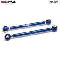 EPMAN Justerbar bakre tåskontrollarmar för BMW E90 E92 E93 3-serie 320 325 328 335 EPSP033