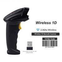 Wireless-Barcode-Scanner Wired Hand Bluetooth 1D CCD 2D QR Barcode-Leser Barcode-Scanner für Android-Terminal
