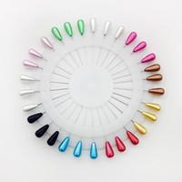 Nuovo Pins all'ingrosso 30PCS Spille perla simulata per la sciarpa di sicurezza Donne Pins Hijab Pins Mix Colors