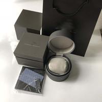 Оптовая лучшего качества Top Box Часы коробками Повседневная мода кожа коробки часы Часы Ювелирные Box Подарочные коробки