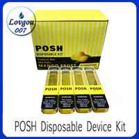 In Stock!!! 8 flavor Authentic POSH Disposable Device Kit 28...