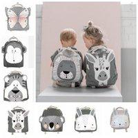 Kinder Schulranzen IN-Cartoon-Tiere Schultern Rucksäcke Baby-nette Spielzeug-Speicher-Beutel-Jungen-Mädchen-Handtaschen Kinderzimmer Dekoration YPP173