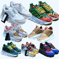 2019 Chain Reaction Casual shoesDesigner Sneakers Sport Fash...