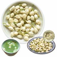 Heiße Verkäufe Qualitäts-Jasmin-Tee getrockneten Jasmin-Knospe Non Aromatische New Blumen-Tee Gewicht losen Chinesischer Tee