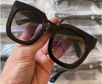 남성 선글라스 남성 일 여성 선글라스 패션 스타일 안경 0208 새로운 최고 품질 상자 눈 Gafas 드 졸 lunettes 드 솔레 보호