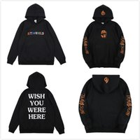 Travis Scott ASTROWORLD Hoodies Männer Frauen Streetwear Stranger Things Hip Hop Sweatshirts Männer Travis Scott Astroworld Hoodies