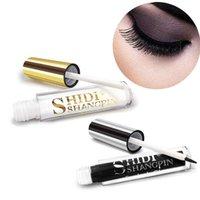 Free Shipping Waterproof Eyelash Adhesives Mink Eyelashes Glue 5ML White And Black Professional Make Up Tools For Eyelashes Extension