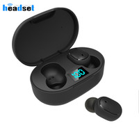 Hot sale TWS 5. 0 Bluetooth Earbuds E6S True Wireless Headset...