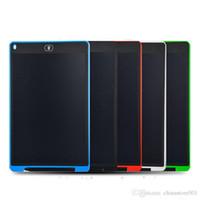 8.5 인치 아이 화이트 보드의 메모 좋은 품질을위한 LCD 쓰기 태블릿을 writting 패드 드로잉 보드 칠판 필기 패드 선물
