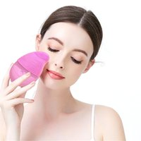 Electric Facial Clean Devices Deep Cleaning Brush Machine Wa...