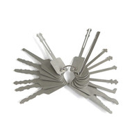Auto Jigglers (16 Pieces) Chaves vestibular para Cars - Master Key serralheiro Auto Jigglers Car Escolha abridores da porta for Automotive