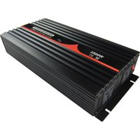 2500VA / 2500W / 2.5KW onda de seno pura monofásica inversor 12V 24V 48V DC para 100 ~ 120 VCA, 220 ~ 240 VCA saída de frequência industrial
