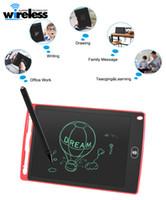 8.5 inç taşınabilir Akıllı LCD Eğitim İş Yazı Tablet Elektronik Notepad Çizim Grafik El Yazısı Pad Kurulu