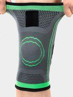 스포츠 kneepads 전문 보호 스포츠 무릎 패드 농구 테니스를위한 통기성 붕대 무릎 브레이스 축구 축구를 실행