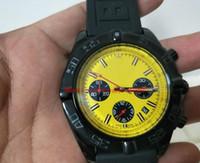 고품질 시계 44mm MB0111C3 | i531 | 262s | M20DSA.2 쿼츠 운동 크로노 그래프 남성 고무 스트랩 남성 시계 손목 시계