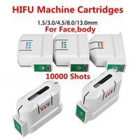 HIFU 아름다움 기계 높은 강도의 교체 카트리지는 초음파 페이스 리프트 최저 HIFU 기계 변환기 카트리지를 집중